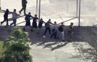 Citing Wednesday's mass shooting at a Florida high school, Clark County School District Police today sent out email and phone alerts to parents outlining security measures in place in ...