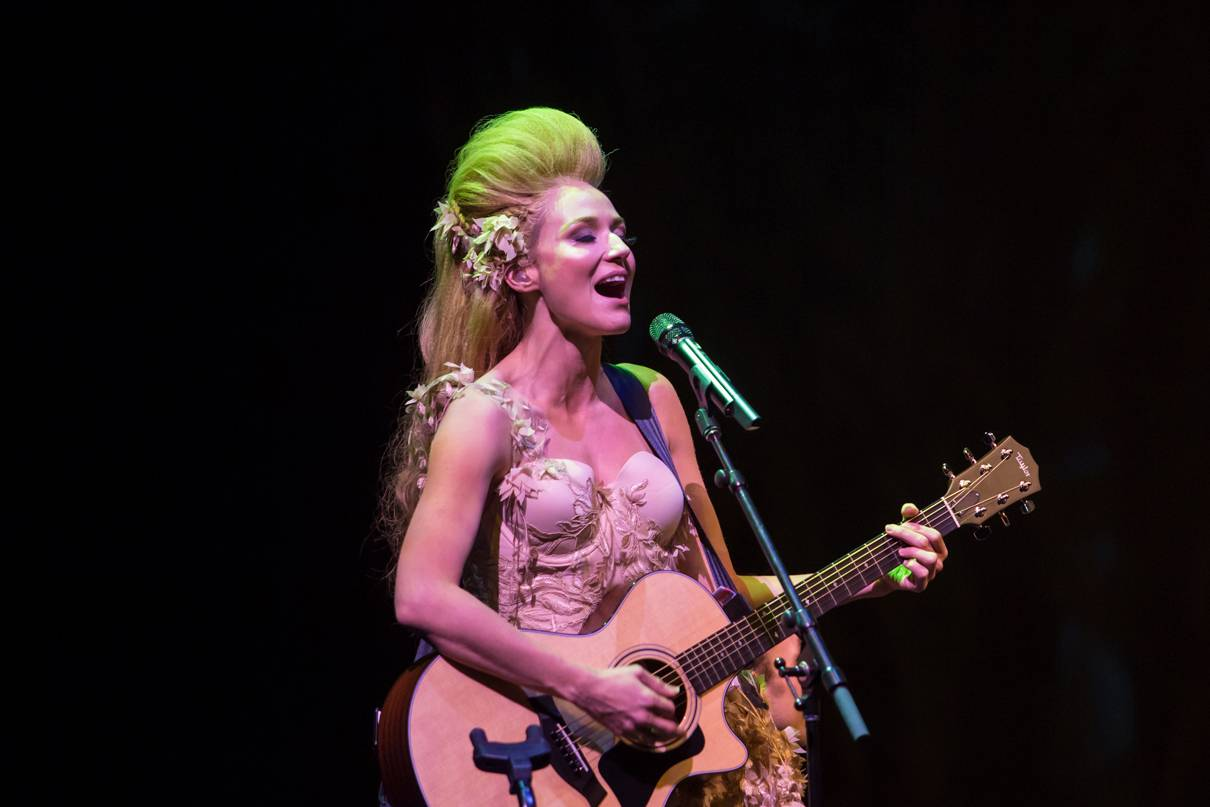 She has gigs booked at Wynn's Encore Theater March 30 and 31.