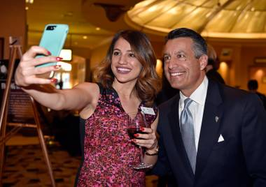 Gov. Brian Sandoval has left his mark, strengthening the role of his office as the political climate shakes up Nevada's future.