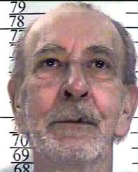 This undated file photo released by the Nevada Department of Corrections shows inmate Raymond Wallace Shuman. Before he died on Feb. 2, 2018, Shuman was in the Nevada prison system longer than any of the more than 13,000 other living inmates.