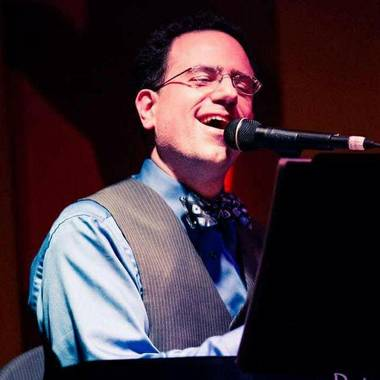 Las Vegas' own piano man welcomes dozens of local singers to the stage on March 18.