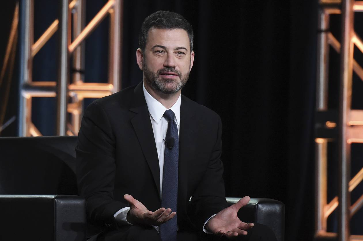 "ABC's ""Jimmy Kimmel Live"" will film five original shows April 1-5, and ..."