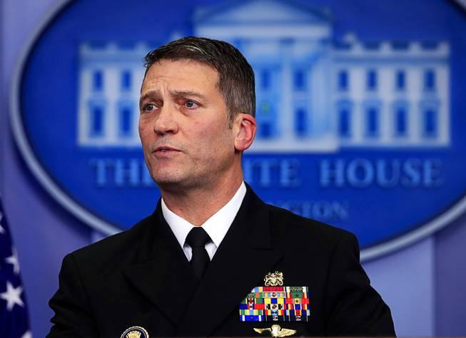 Veterans Affairs Secretary Shulkin to resign, Trump to nominate his personal physician