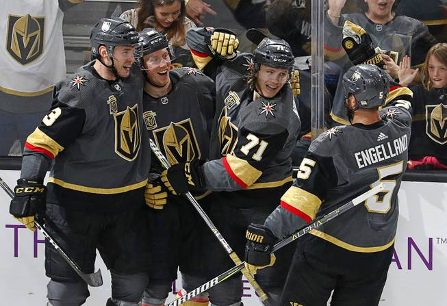 Golden Knights Win Pacific Division Title