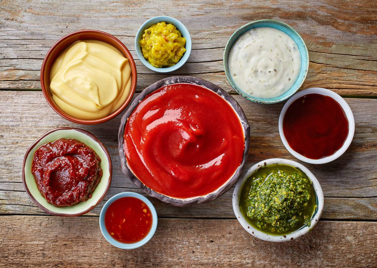 Dressings, dips and condiments add extra calories, salt, sugar and not-so-good fat. So how do you avoid the extra bulk without your food tasting bland?