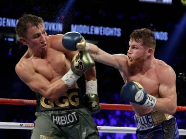 "Saul ""Canelo"" Alvarez and Gennady ""GGG"" Golovkin were mostly cordial heading into their fight last September. The two were sparring partners for a short period in 2011 and appeared to remain friendly throughout the promotional period preceding their bout ..."