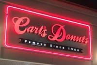 Carl's Donuts, which has been providing pastries to convenience stores for years, has reopened a retail shop in Las Vegas for the first time in more two decades. The shop, located at 3170 E. Sunset Road, is open from ...