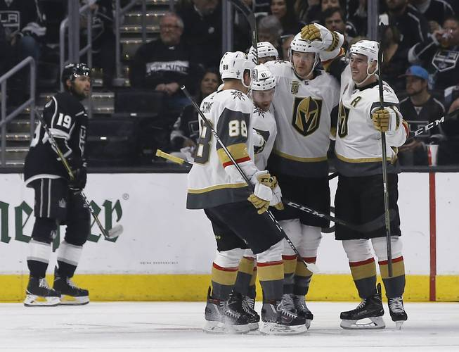 Golden Knights Kings