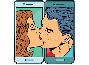 Everyone has apps on their phone, so why not download one that can help you find your special someone? If all else fails, you'll probably have a couple stories to laugh about.