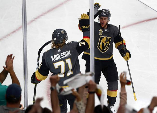 Golden Knights face first adversity in Stanley Cup playoffs