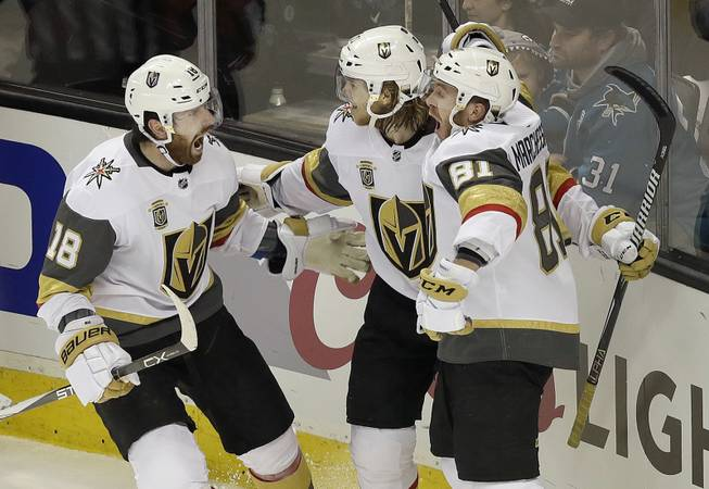 Golden Knights Take 2-1 Series Lead Against Sharks