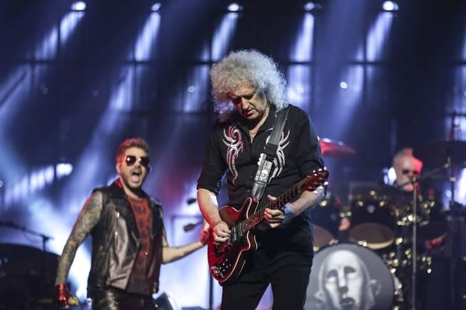 Queen + Adam Lambert To Rock
