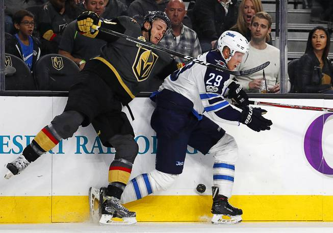 Vegas Golden Knights vs. Winnipeg Jets, 5-12-2018 - Prediction & Preview