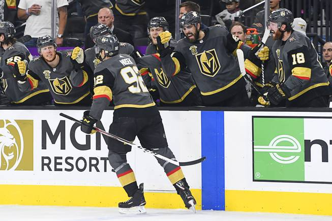 Knights Beat Jets in Game Four
