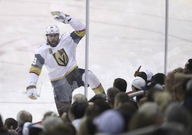 The Golden Knights are headed to the Stanley Cup Final. A phrase that was inconceivable as recent as seven months ago seemed all but certain Sunday afternoon in Winnipeg ...