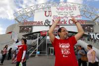 What happens in Las Vegas could have a ripple effect across the country if 50,000 casino-hotel workers employed at more than 30 of the city's resorts go on strike at any time starting next week. If members of the union that includes ...