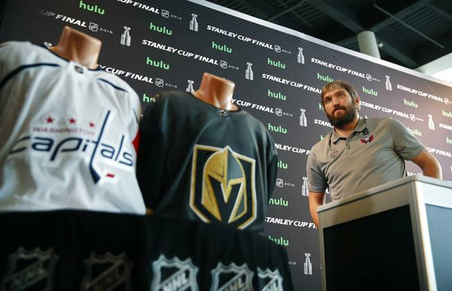 Capitals don't see themselves as villains spoiling Vegas' run
