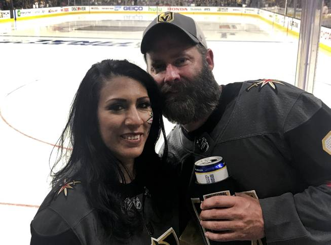 Most Devoted Golden Knights Fans? This Family Drives 4 Hours To Home Games