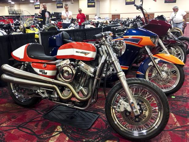 Mecum Motorcycle Auction at South Point