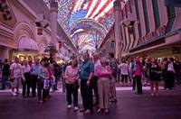 Federal officials have awarded more money under an anti-terrorism grant to tourist hotspots such as Las Vegas and Orlando after deciding to include the number of visitors and high-profile special events when ...