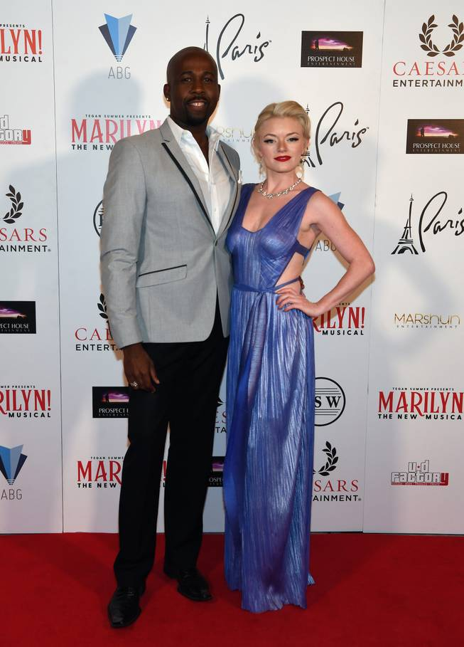 "Tegan Summer and Ruby Lewis open ""Marilyn! The New Musical"" at Paris Las Vegas June 1."