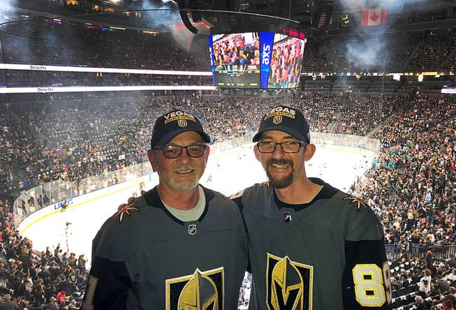 Unexpected Journey With Golden Knights Is 'money Well Spent' For This Fan