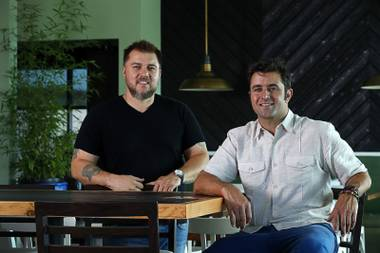 Antonio Nunez and Scott Commings plan to debut their new breakfast, brunch and tea room in early July.