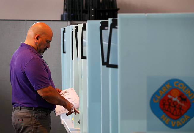Voters Head to Polls in Primary Election