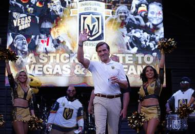He's the NHL's reigning General Manager of the Year for a reason. George McPhee achieved something no one else in sports history has managed. He took a team with nothing—when he arrived it didn't even have a name—and built the Vegas Golden Knights into the ...