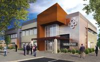A rendering by KGA Architecture of the new Regional Workforce Development Center that will allow Nevada Partners Inc. to build onto their existing career honing skills facility in North Las Vegas.
