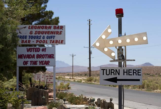 Nevada lawmaker set to revive brothel ban debate - Las Vegas
