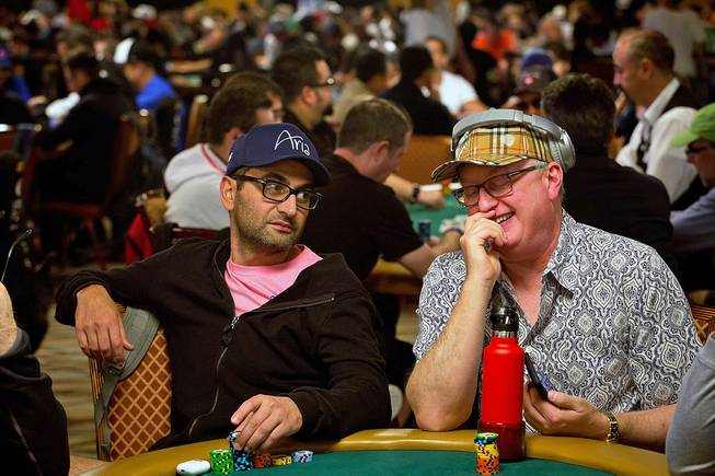 WSOP 2018: Main Event Day 1