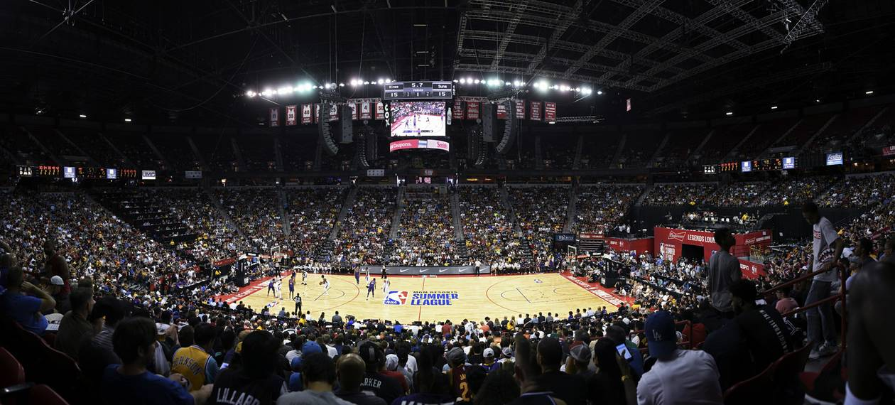 The idea of Las Vegas as home to an NBA franchise has swirled on and off, with varying degrees of intensity, for more than a decade. It rose up in February 2007 when the city hosted ...
