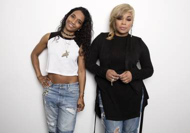 Chilli is hoping TLC can set up a Las Vegas residency sometime soon.
