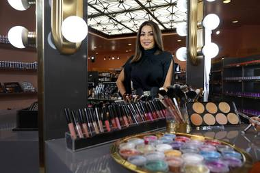 Lissette Waugh opened L Makeup Institute and Cosmetic Store to fill a void in Southern Nevada for makeup artistry and effects education.