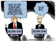 Smith's World: 071718 smith cartoon putin trump