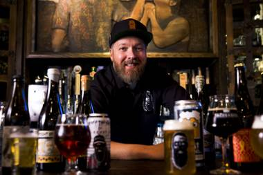 Best Beer Ambassador: Beer Zombies' Chris Jacobs