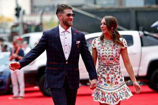 Bryce Harper Wedding.Las Vegas Clothier Suits Bryce Harper Perfectly Vegas Inc