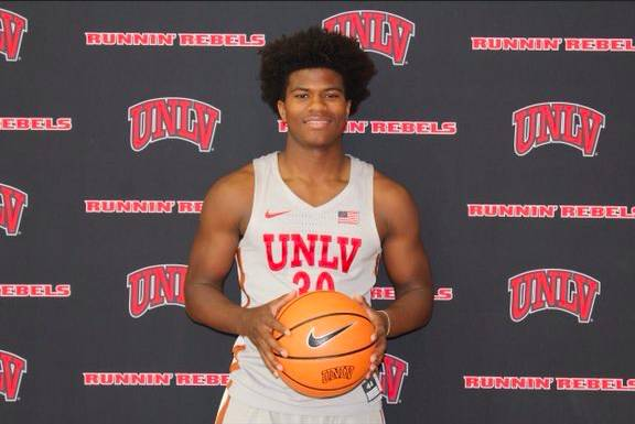 the latest 61584 26973 UNLV's 2019 recruits lighting up opposite coasts -