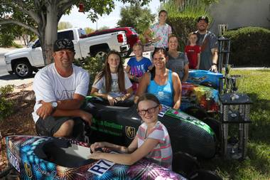 Henderson's Gresko family has been making the journey to Akron, Ohio, each summer for decades to compete in the All-American Soap Box Derby World Championship Race. Four generations of racers have competed there, including 10-year-old Riley, who ...