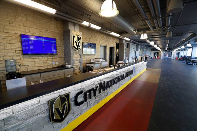 Kitchen Fire Hurts 2 At Vegas Golden Knights Practice Rink Las