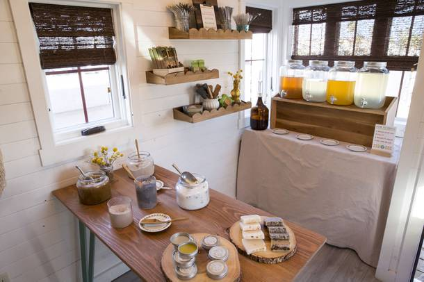 A look at Minimal Market, a local micro-boutique inside Fergusons Downtown that specializes in ecco friendly products, Wed. Aug 22, 2018.