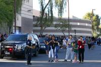 With seven gun-related incidents on school grounds this year, including the fatal shooting of a high school student Tuesday in North Las Vegas, officials are considering additional safety measures such as ...