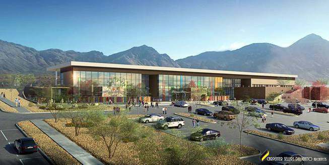Colleges In Las Vegas >> Nevada State College President Talks Expansion On Campus
