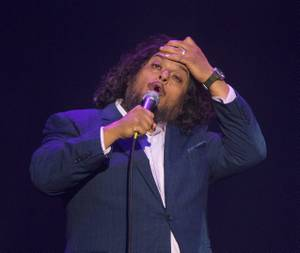 Comedian Felipe Esparza at The Joint