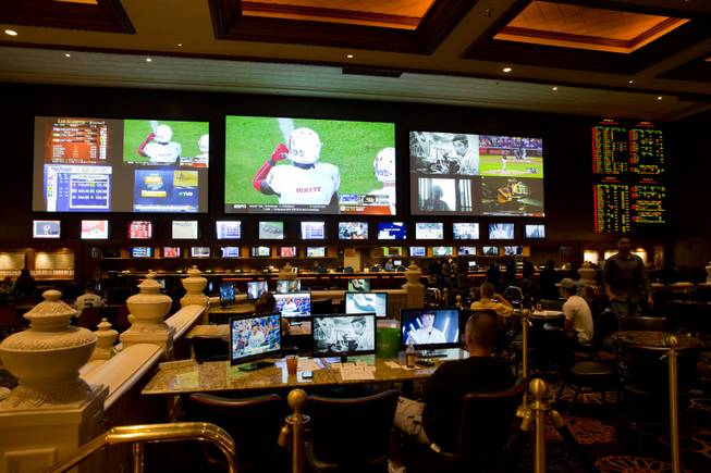Mandalay Bay Race & Sports Book