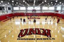 UNLV Rebels First Practice
