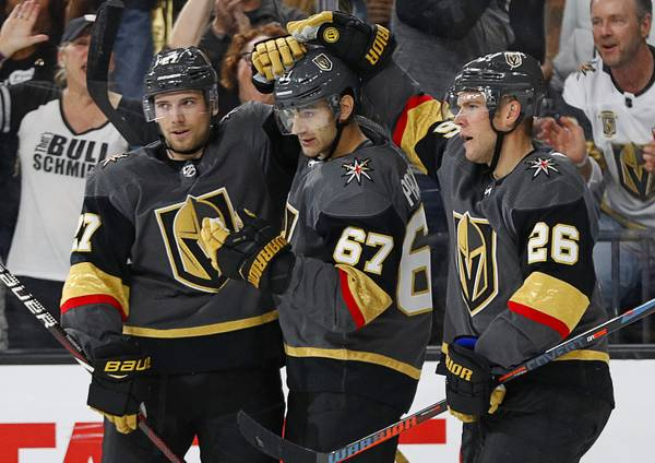Golden Knights preseason starts Sept. 15 at home against Coyotes
