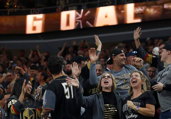 After First-year Rush At Vegas Sports Books, Betting Number On Golden Knights No Longer Inflated