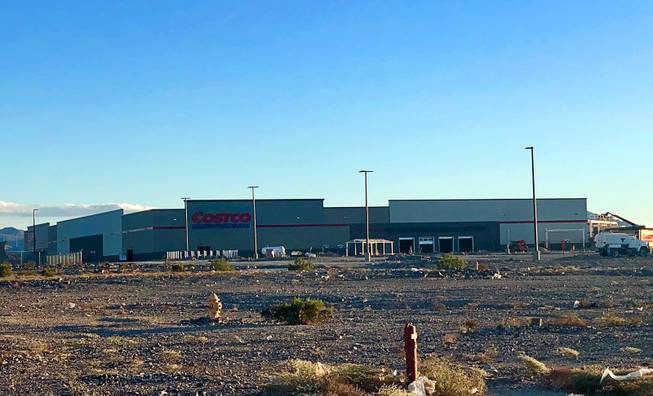 New Costco store in Henderson bolsters St  Rose Parkway